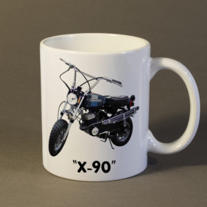 X-90 coffee cup/mug