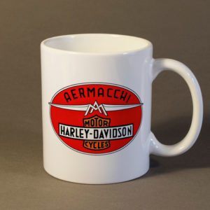 aermacchi coffee cup/mug