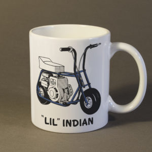 lil indian (briggs) coffee cup/mug