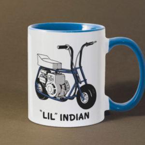 lil indian (briggs) coffee cup/mug