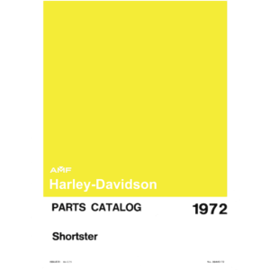 shortster parts catalog (MC-65)