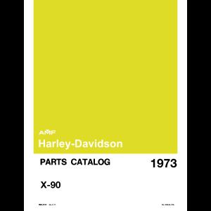 X-90 parts catalog